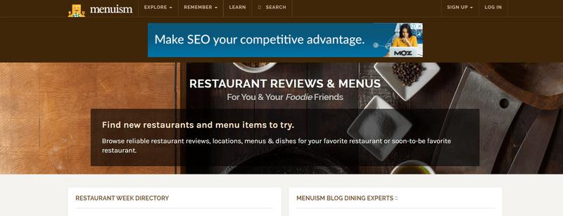 alt = '' Menuism food blogs that accept guest post ''