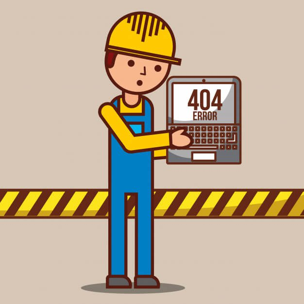 finding 404 errors