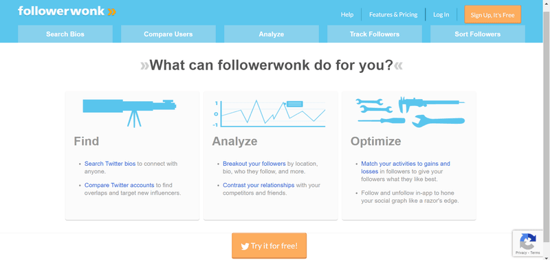 Followerwonk for blogger outreach